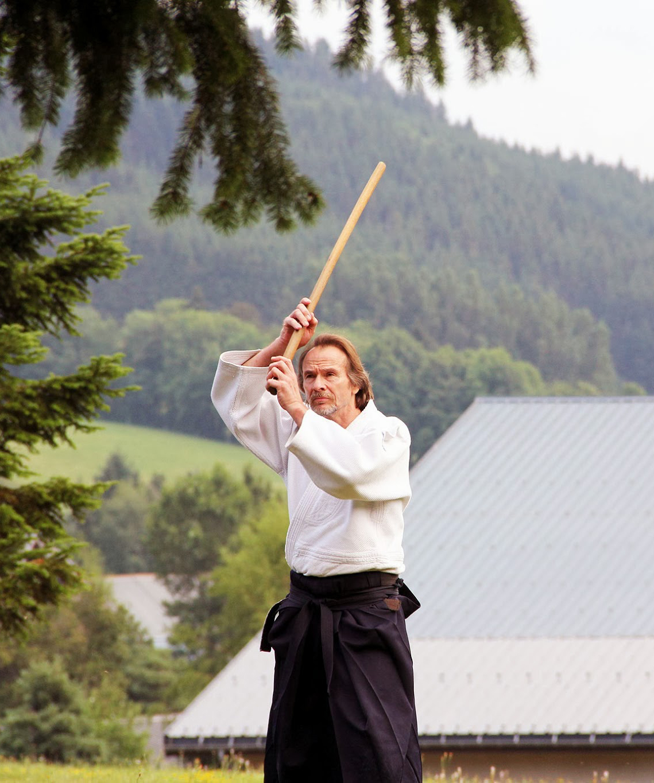 Bernard Palmier Shihan